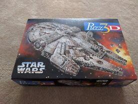 Star Wars Puzz3D Millenium Falcon