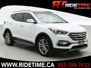 2017 Hyundai Santa Fe Sport Limited AWD - Heated/Cooled Front Se