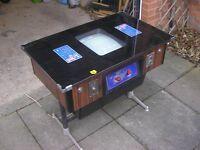 Attack UFO - Table Top Arcade Machine