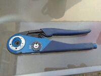 astro crimp tool M22520/1-01