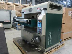 GRIZZLY 40 In. Variable Speed Spiral Cutterhead Planer