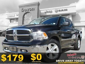2013 Ram 1500 SXT: TRAILER TOW, 3.92 REAR, Remote Start