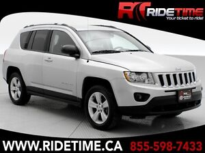 2013 Jeep Compass North 4WD - Alloy Wheels, Automatic, Uconnect