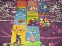 8 DICK KING-SMITH BOOKS