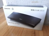 Samsung UBD-K8500 Ultra HD Blu-ray Player (New in box)