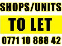 *****Stratford road Sparkhill High Street shop to let birmingham****