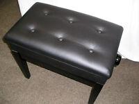 Piano stool new