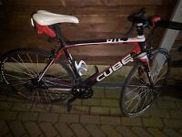 Cube GTC Agree Carbon Bike