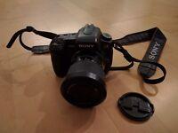 Sony Digital SLR