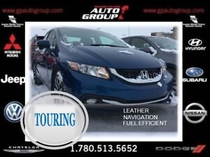 2015 Honda Civic Touring | Navigation | Backup Camera