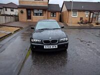 BMW 316i - Beautiful Automatic BMW Saloon - Great Condition, Amazing Mileage, and One Year MOT