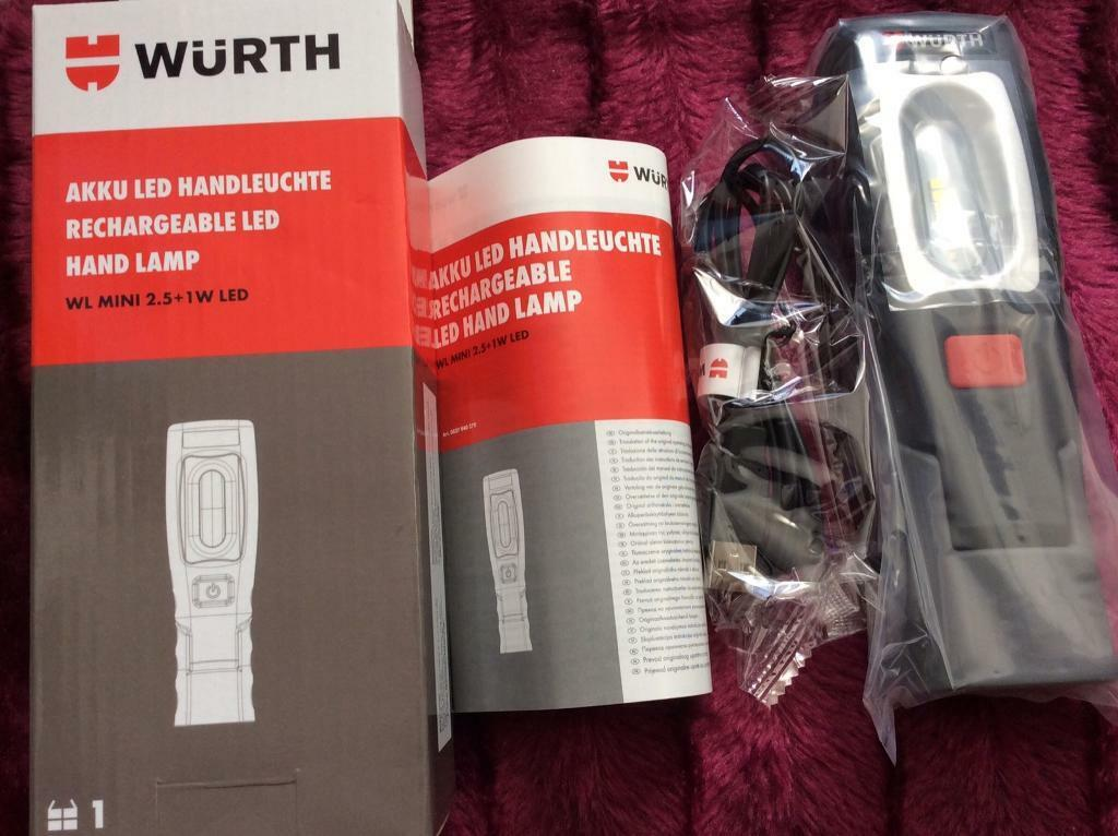 Hand Rechargeable New Led Gumtree LampIn BlackpoolLancashire Wurth pMUVqSz