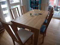Dining Room Table (chairs available)