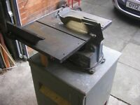 "8"" Circular Saw, with Stand"