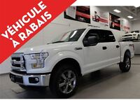 2015 Ford F-150 FX4 CREW CAB 4X4 5.0L MAGS