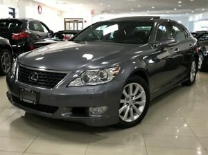 2012 Lexus LS 460 1 OWNER|NO ACCIDENT|CERTIFIED|WELL MAINTAINED