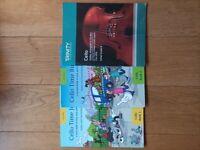 3 cello books