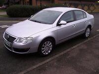 VW PASSAT, 07 REG,AUTOMATIC,4 DOOR,LOW MILEAGE,,EXCELLENT CONDITION