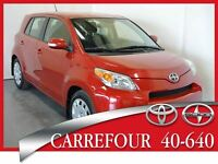 2011 Scion xD 1.8L Gr.Electrique+Air