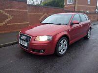 2005 (55) Audi A3 5dr Sport DSG FSH 1 owner BARGAIN!