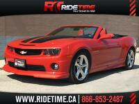 2013 Chevrolet Camaro 2SS Convertible - 6.2L V8, Heated Leather