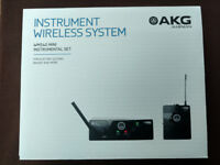 AKG Wireless System for Guitar/Bass/