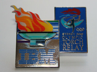 Flaming Cauldron (RARE NEW IBM SYDNEY OLYMPICS FLAMING CAULDRON TORCH RELAY)