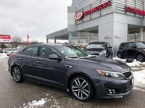 2014 Kia Optima SX Turbo Kitchener / Waterloo Kitchener Area image 1