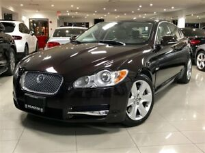 2011 Jaguar XF LUXURY|1 OWNER|NO ACCIDENT|NAVI|SUNROOF
