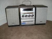 Micro Hi Fi Music system