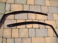 Ford Transt Connect Wind Deflectors