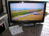 "HITACHI 22"" LCD TV"