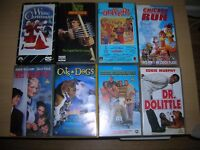 Load of VHS video films (Approx 40)