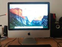 iMac 20' Mid 2007 (4GB RAM, 250GB HDD)