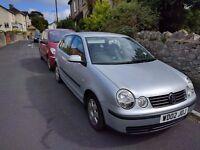 2002 Volkswagen Polo 1.4 - Low Mileage!