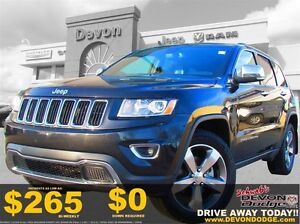 2015 Jeep Grand Cherokee Limited // AWC // ACCIDENT FREE