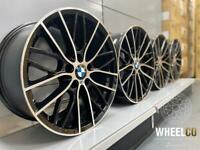 BMW M SPORT STYLE ALLOY WHEELS