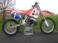 Wanted: Older 2 Stroke Motocross Bikes