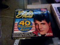 Elvis Presley Les 40 Plus Grands Succe's Vinyl Record.