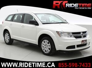 2016 Dodge Journey CVP - Pearl White Tri-Coat