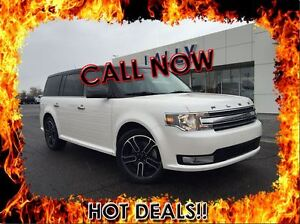 2015 Ford Flex SEL, Exexutive demo, Nav, Roof, Leather!