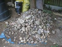 Garden Cobbles for paving, etc.