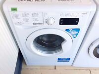 BRAND NEW!! - INDESIT - White, 7KG, Digital, A++ WASHER + 12 Month Warranty + FREE LOCAL DELIVERY