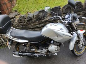 Yamaha, YBR, 2010, 124 (cc)
