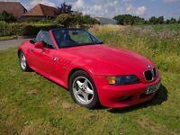 1997/R BMW Z3 2.8 straight 6
