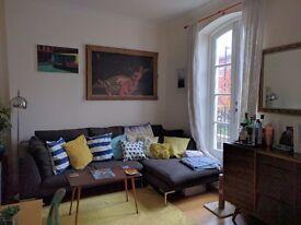 Bright period 2-bedroom duplex - De Beauvoir/Dalston, N1