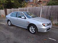 2001 Nissan Primera 1.8 Activ 5 door Hatchback, 60000 miles, 2 NEW TYRES, OTHER 2 in GREAT condition