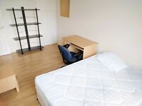 A huge double room moments from Victoria Park for only 140 per week all bills incl
