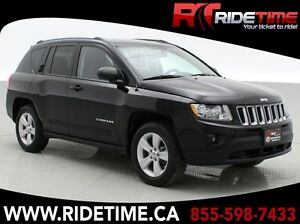 2012 Jeep Compass North 4WD - Sunroof, Automatic, Uconnect