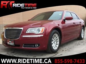 2014 Chrysler 300 Touring - Leather Heated Seats, Alloy Wheels